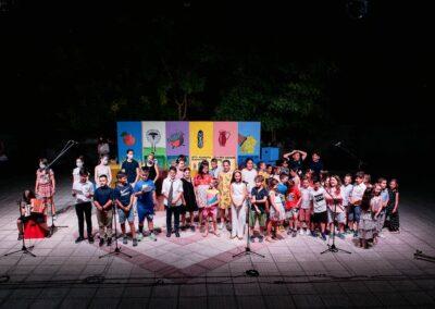 Φαντασμαγορική η γιορτή αποφοίτησης των μαθητών του Ζωγράφειου Δημοτικού Σχολείου